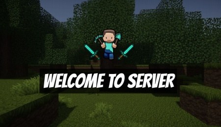 WELCOME TO SERVER