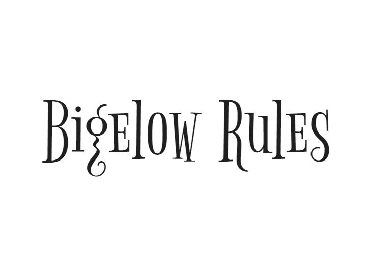 Bigelow Rules