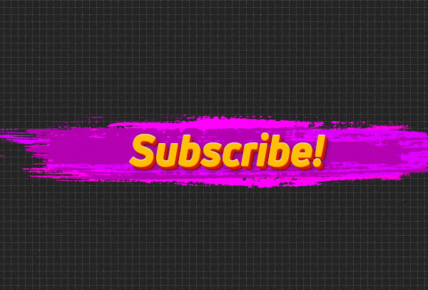 Subscribe widget